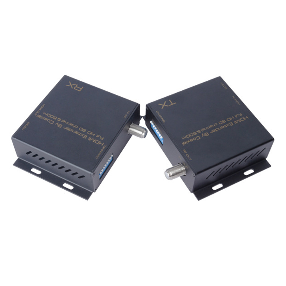 HDMI DVB-T Modulateur Convertir Splitter Matrice HDMI Extender Numérique DVB-T Coaxial HDMI À Modulateur DVB-T TV Récepteur RF Sortie