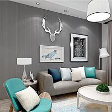 Modern Wallpaper Minimalist Embossed Flooring Bedroom TV Background Wall Paper Home Decor Living Room Non-woven Mural Wallpaper free shipping 3d outdoor flooring painted cartoons anti skidding thickened flooring mural living walls boy room wallpaper mural