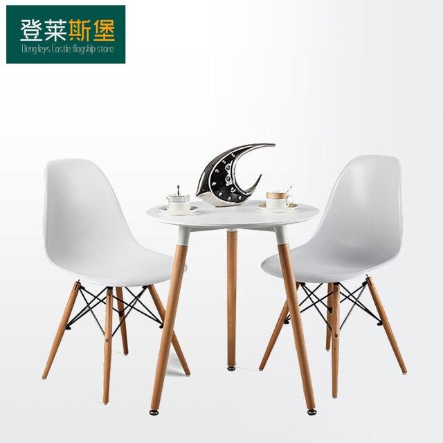 캐주얼 커피 테이블 작은 아파트 미니멀 패션 창조적 인 협상 ...