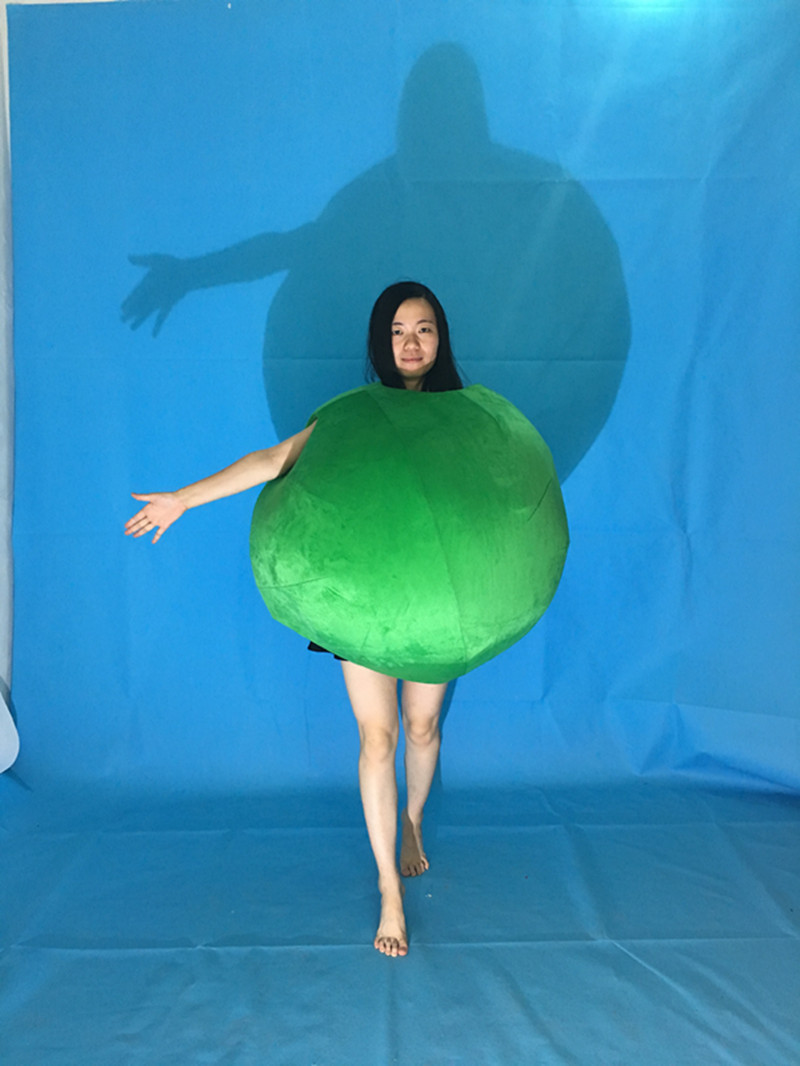 Hot Sale Professional Mascot Costume Adult Size Banana grape watermelon pineapple apple fruit Mascot Costume Halloween Christmas - 4
