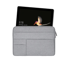 防水タブレットマイクロソフト表面プロ 6 5 4 バッグケース 12 インチのラップトップスリーブマイクロソフト表面行くスリーブバッグカバー