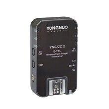 YONGNUO YN-622C YN622C E-TTL II HSS RX RX II Flash disparador para Canon Cámara Compatible Con RF-603 YN622C YN560-TX II RF-605