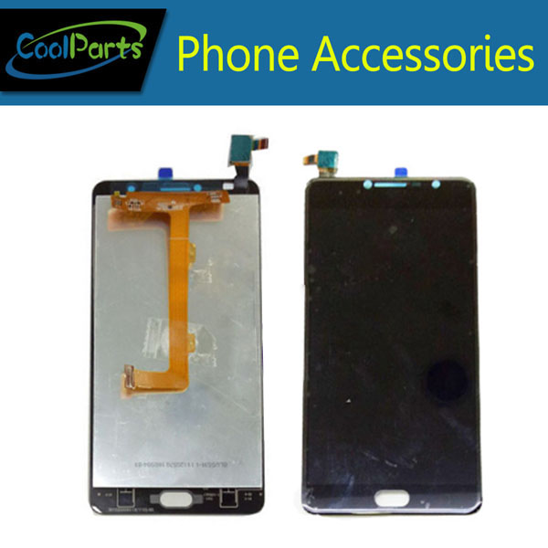 1PC/Lot For Alcatel One Touch Pop 4S 5095 5095B 5095L 5095K OT5095 LCD Display And Touch Screen Digitize+Tools&Tape Black Color
