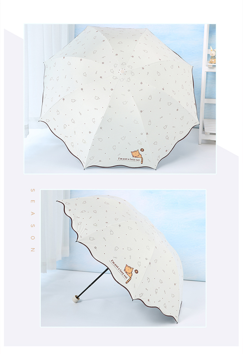 Romantic Miyazaki Hayao Anime Spirited Away No Face Man Cartoon Printed Cosplay Accessories High Quality Umbrella Sunshade Xmas Gift Home