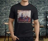 Tailored Shirts O Neck Comfort Soft Short Sleeve Mens Popular Rosby Stills And Nash Folk Rock