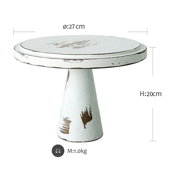 Cake Pedestal Stand Wood Vintage Wedding Cake Stand Cupcakes Cakes Assorted