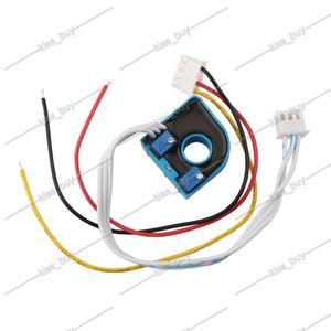 Image 3 - Dykb dc 0 〜 600v 0 500Aホール電圧計電流計デュアルディスプレイデジタルled電圧電流計充電放電バッテリーモニター