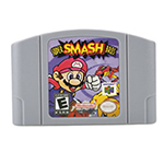 Super Smashed Bros English Language For 64 Bit EU USA Version Video Game Cartridge Console