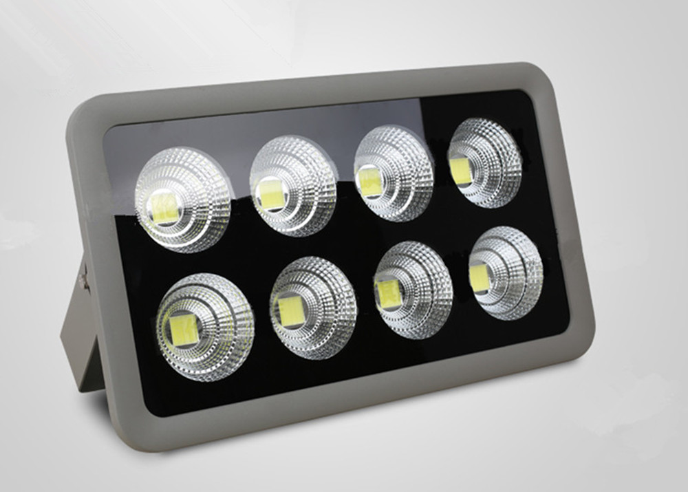 Apprehensive 10pcs Outdoor Waterproof 200w 300w 400w Cold White,warm White Led Flood Light Outdoor Floodlight Garden Lamp,free Shipping Lights & Lighting