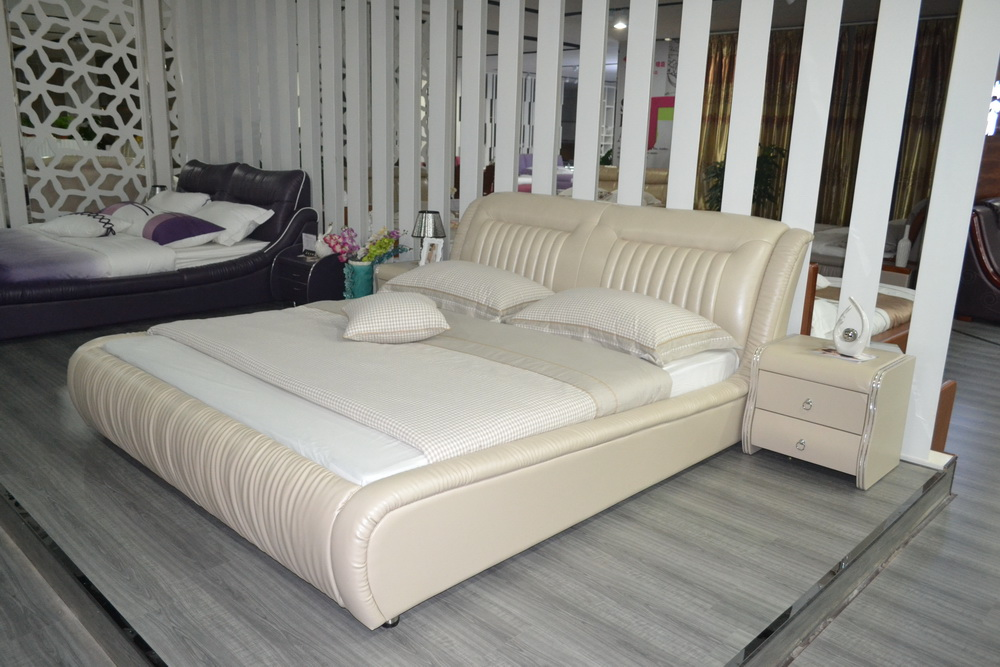 Buy 2016 modern soft bed no rushed new - Muebles para casas ...