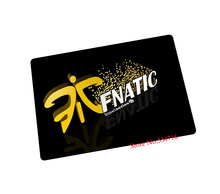 fnatic mouse pad Thickening gaming mouse pad laptop large mousepad gear notbook computer pad to mouse gamer brand play mats