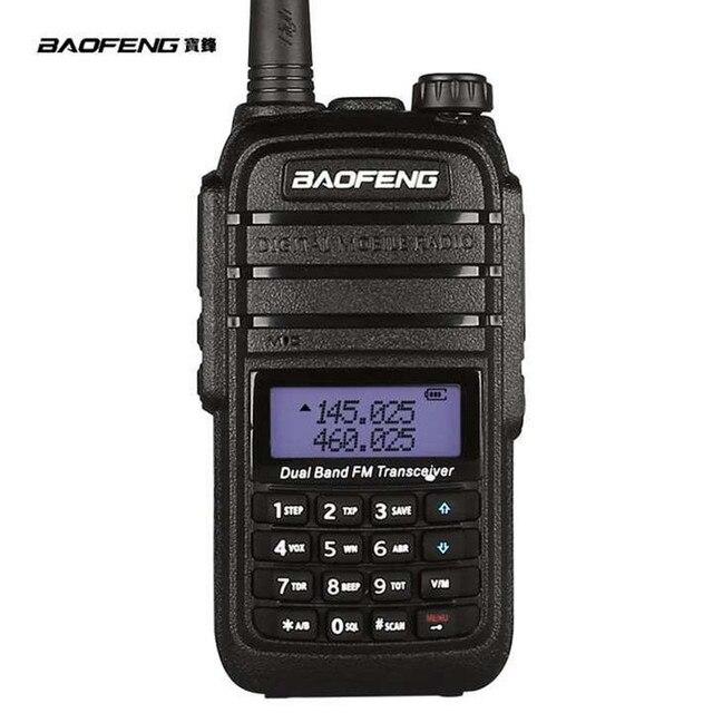 Baofeng UV B Talkie Walkie W Longue Portée Km Haute Puissance - Talkie walkie longue portée