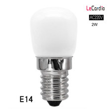 Led Bulb 2W Led Lamp WarmWhite/ Cool White Stage Light Night Light Bulb 220V(China)