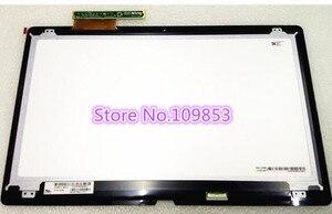 Для Sony Vaio Flip Fit15A SVF15N серия SVF15N18SC SVF15N17CXB сборка LP156WF4 SPU1 сенсорный ЖК-экран в сборе 30pin