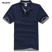 T Shirt Men 2017 New Mens Brand Shirts For Men Cotton Casual Solid Short Sleeve Shirt