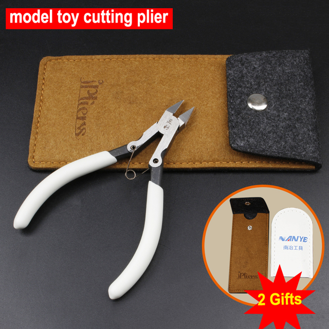 100% High Quality Metal 3D model Pliers Jewelry Electrical Wire Cable Cutters  Nail Clipper Electrictrician Worker Tool Nippers