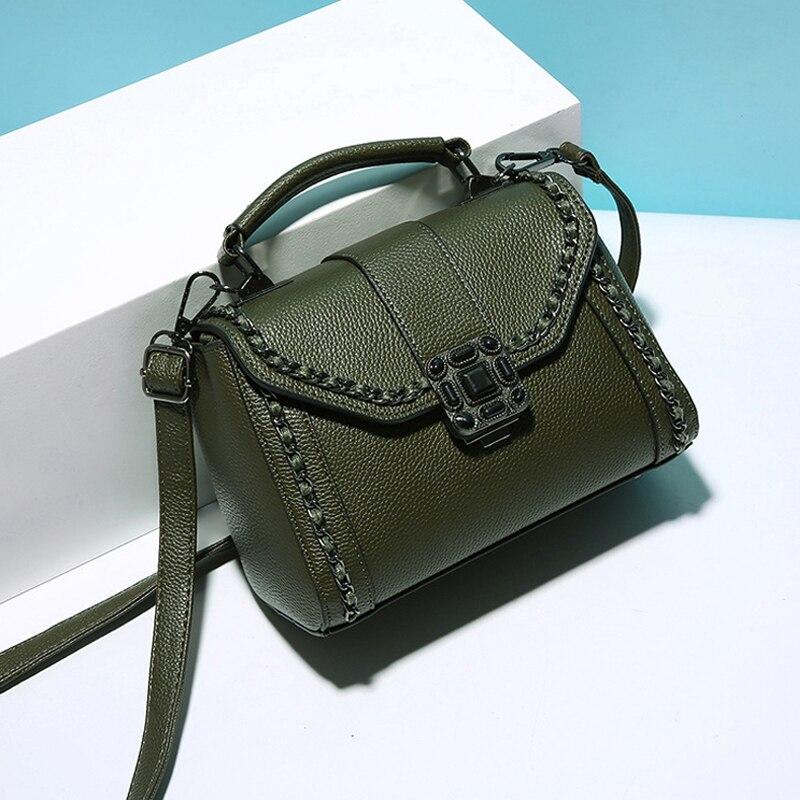 Fashion Ladies Bag Women's Handbag High Quality PU Leather Woman Tote Bags Female Shouder Bag Casual Women Bag