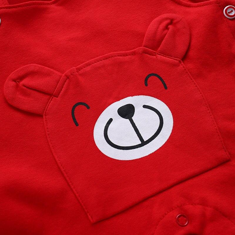 Bawełniane spodenki dziecięce Spodnie dziewczęce Dla noworodków - Odzież dla niemowląt - Zdjęcie 5