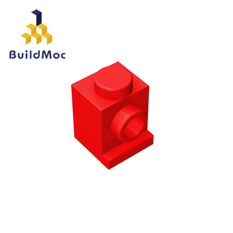 BuildMOC Compatible Assembles Particles 4070 1x1For Building Blocks DIY Story Educational High-Tech Spare Toys