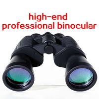 Wide Angle 10x50 HD Hunting Binoculars Zoom High Power Optics Professional Waterproof Sports Telescope BAK4 Prism Glass USCAMEL