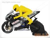 1/10 T20gc бесщеточный Электрический Мотоцикл удаленного Управление автомобилей гироскопа линии тормозной CX3 II RC игрушки
