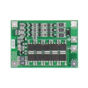 Image 3 - 3S 11.1V 12.6V 40A w/Balance 18650 Li ion Lithium Battery BMS Protection Board Enhanced/Balanced Version Whosale&Dropship