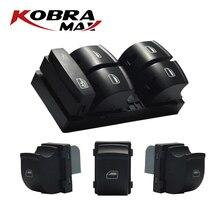 KobraMax 電子ウィンドウ制御スイッチは、アウディ 2005 2012 A3 A6 S6 Q7 車アクセサリー