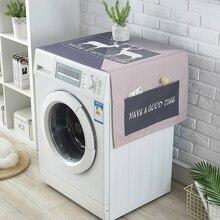 Household Washing Machine Covers Waterproof Refrigerator Dust Washer Case Tumble Dryer