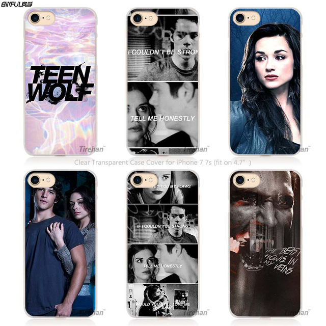 coque iphone 7 plus teen wolf