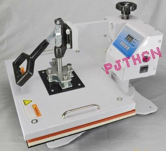 special offer for my customer  flat swing  heat press machine, shaking head t shirt heat transfer press machine