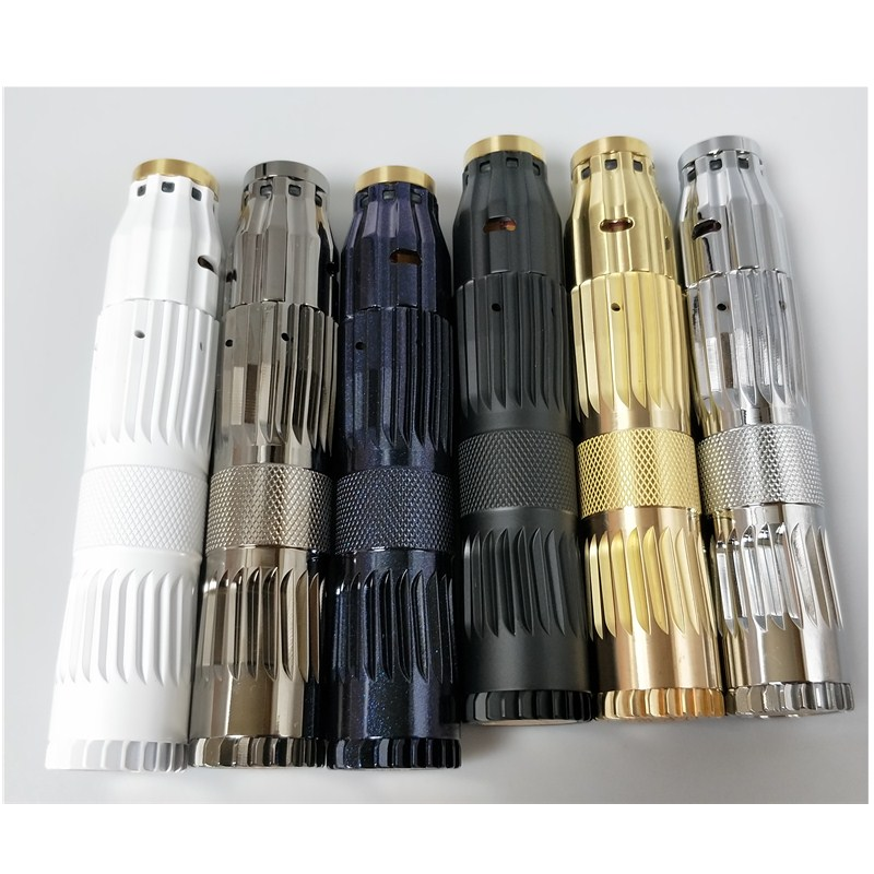 New-arrival-1-1-Cl-japan-model-mech-mod-and-Predator-RDA-mod-kit-Brass-Material (5)