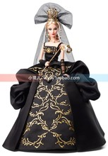 Limited edition of Fashion Girl dolls,The original act as purchasing agency jinbiao Muse MUSES doll Christmas gift for girl