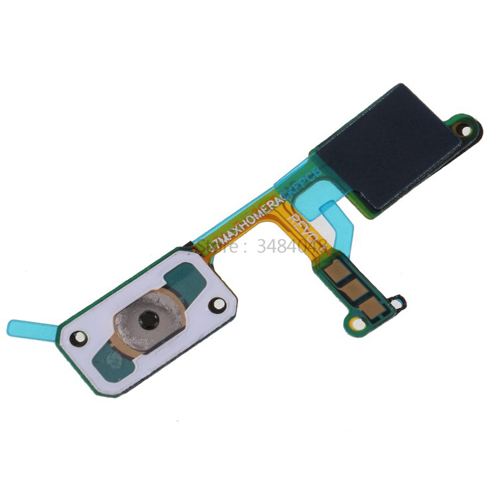 Home Button Key Return Light Sensor Menu Keyborad Flex Cable For Samsung Galaxy J3 J5 J7 2017 J330 J530 J730