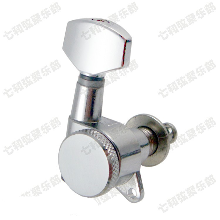 6R V12077 Keys Clavijas de Afinación sintonizador Machine Heads botón de cuerdas
