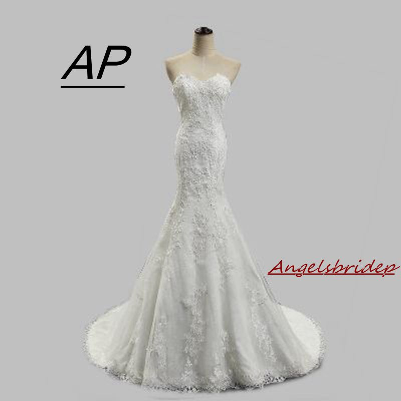 2019 Lace Mermaid Wedding Dresses Vestido De Novia Off-Shoulder Sleeveless Bridal Gowns Robe Mariee Sexy Beading Wedding Dresses