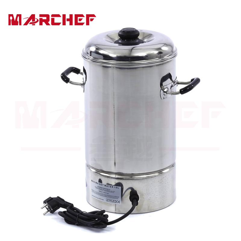 10 Litre Stainless Steel Electric Hot Water Boiler Urn