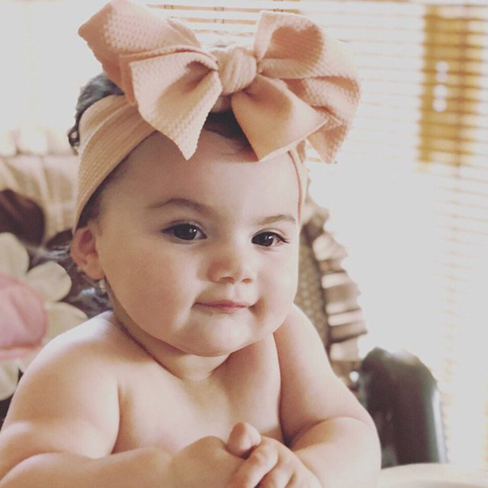 ig Bow Headwrap One Size Fits All Baby Girls Bow Headband Children Fabric Headbands Bebes Over Sized Bow Knot Headwraps Turbanig Bow Headwrap One Size Fits All Baby Girls Bow Headband Children Fabric Headbands Bebes Over Sized Bow Knot Headwraps Turban