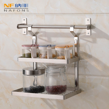 hot deal buy kitchen rack wall hung 304 stainless steel tool rack kitchen and of the kitchen hang the kitchen utensils