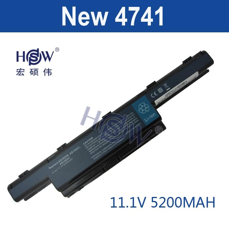 Laptop Battery For Acer AS10D AS10D31 AS10D3E AS10D41 AS10D51 AS10D61 AS10D71 AS10D73 AS10D75 AS10D5E AS10D7E AS10D81 4741 5741
