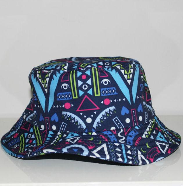 Fashion Cool Women Men Sun Hat Black Fishing Hats New Galaxy Summer Bucket  Hat hip hop Gorras Touca Fashion national cap 23fc94f7761f