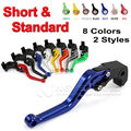 CNC Long&Short Adjuster Brake Clutch Levers For Honda CB1000R 2008-2013 CBR1000RR/FIREBLADE 2004-2007 D10