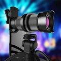 Apexel объектив камеры мобильного телефона оптический 4-12X зум телеобъектив телескопа + мини штатив для селфи для Samsung Huawei больше телефонов