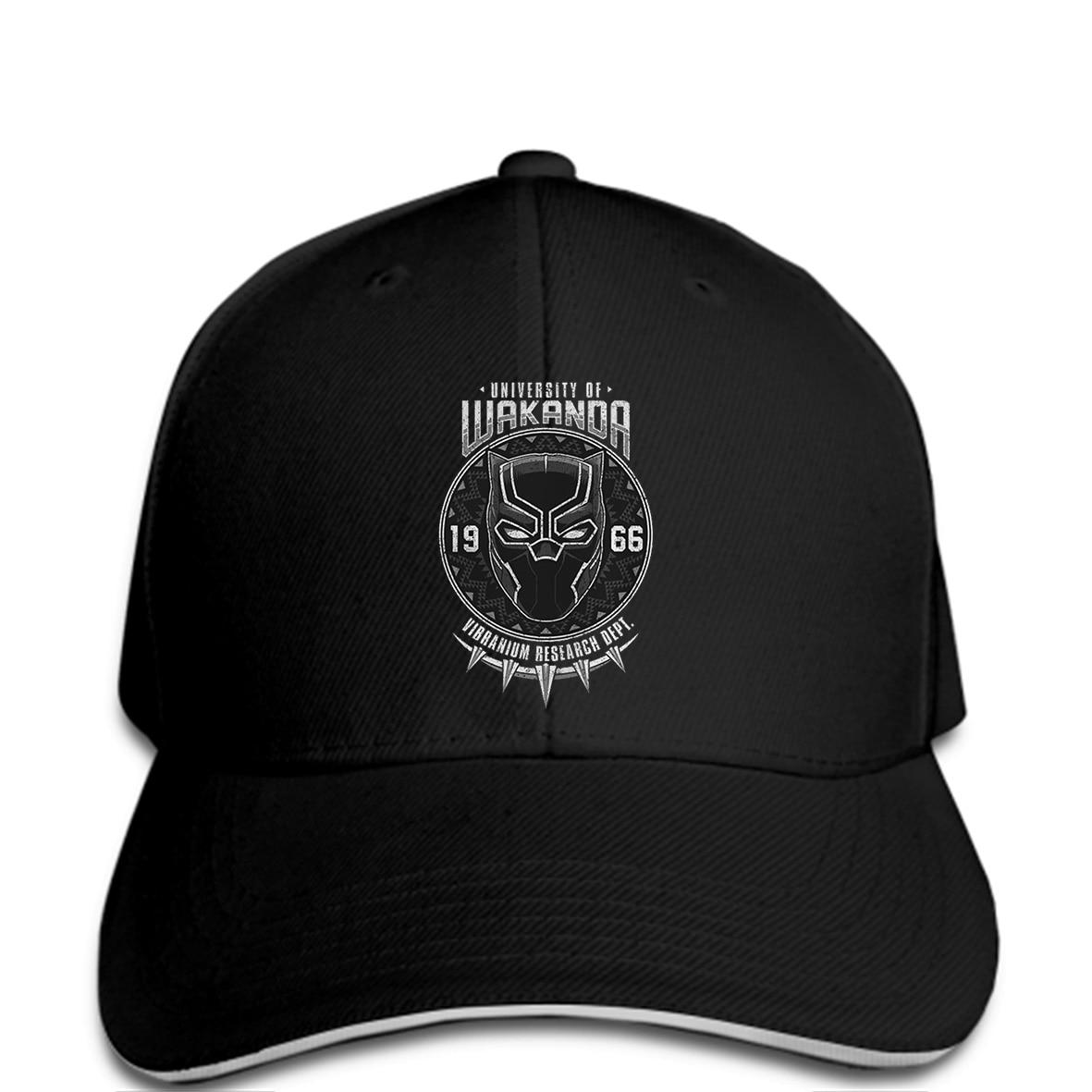 Baseball cap 2018 Fashion men Hat University of Wakanda Hat-in Baseball Caps  from Apparel Accessories on Aliexpress.com  8bac045ae25