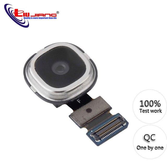 オリジナルリアメインサムスンギャラクシー S2 S3 S4 ミニ S5 i9100 i9300 i9500 バックカメラフレックスケーブル交換部品