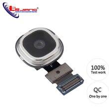 الأصلي الخلفية الرئيسية وحدة كاميرا كبيرة لسامسونج S2 S3 S4 mini S5 i9100 i9300 i9500 الكاميرا الخلفية فليكس قطع غيار الكابل