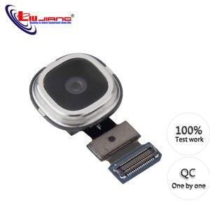 Image 1 - מקורי אחורי עיקרי גדול מצלמה מודול עבור Samsung S2 S3 S4 מיני S5 i9100 i9300 i9500 חזרה מצלמה להגמיש כבל החלפת חלקים