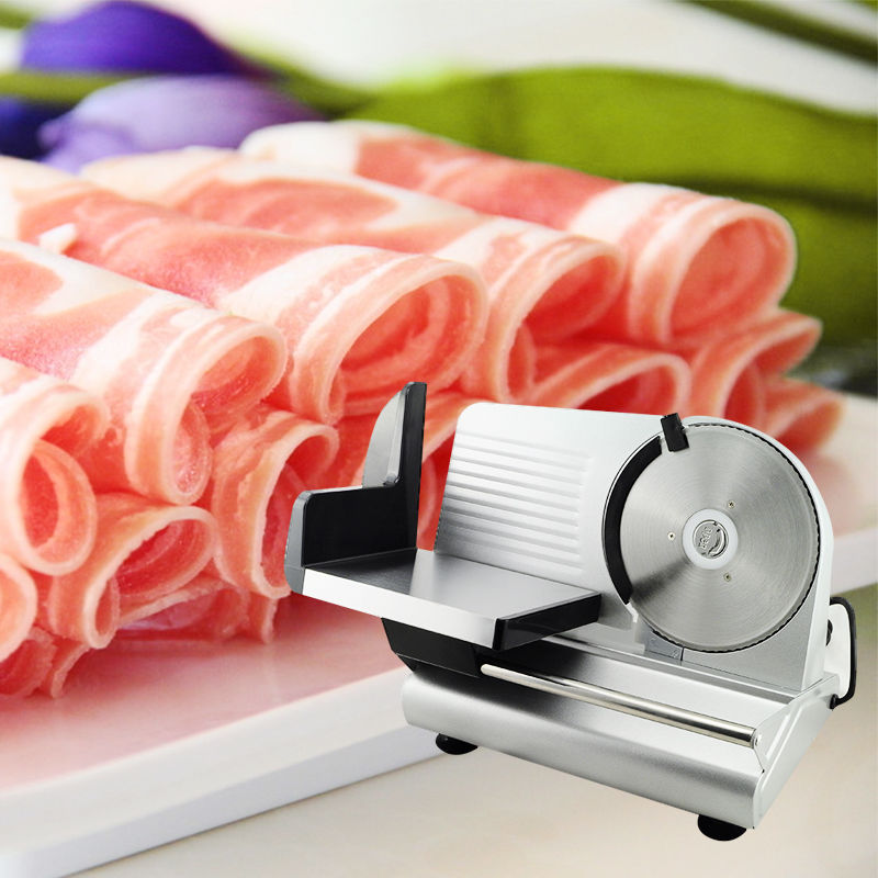 100% High Quality Electric Food Slicer Meat Commercial Steel Cheese Cut Restaurant Home 7.5 Blade 1000g 98% fish collagen powder high purity for functional food