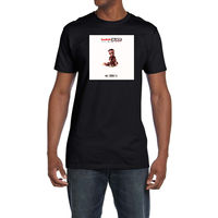 Kodak Black Lil Big Pac T Shirt Hip Hop Music Tee Rap T Shirt Free Project Baby Comfortable t shirt,Fashion Style Men Tee