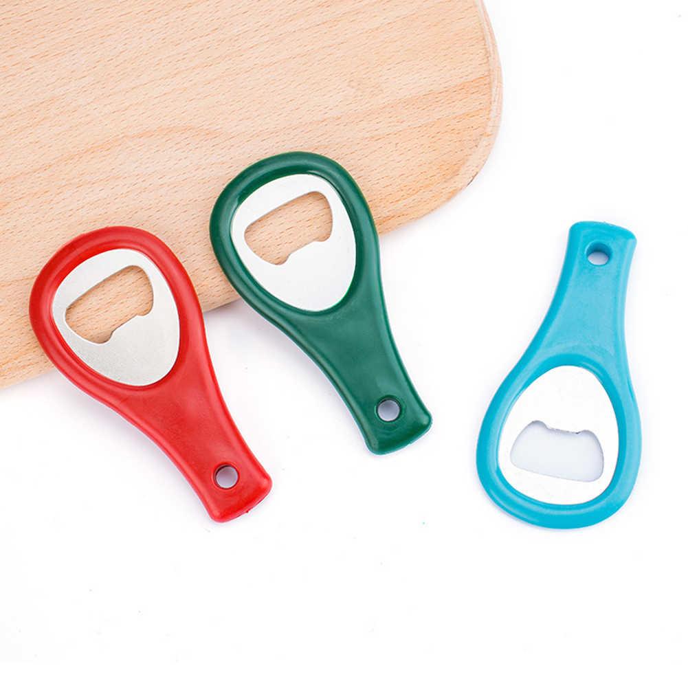 1 PCS Mini Tennis Schläger Bier Flasche Opener klassische Kühle Ring Keychain Korkenzieher praktische bar küche Werkzeug Gadgets Farbe Zufällig