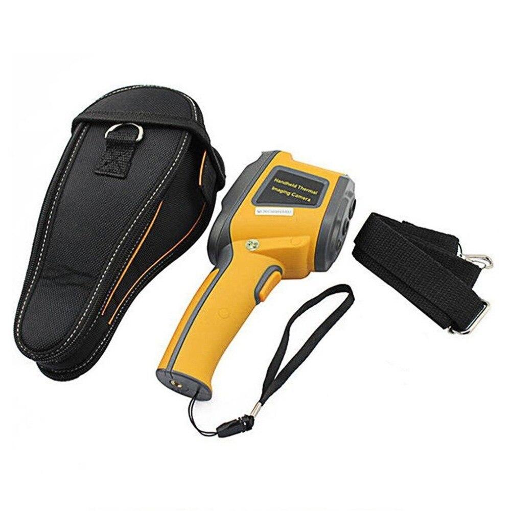 HT-02/HT-02D caméra d'imagerie thermique thermomètre infrarouge imageur numérique LCD caméra infrarouge de poche pistolet de température-20 ~ 300 C
